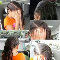 Black hair care at Something Special Styling Salon in Irving, TX.